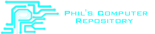 Phil's Computer Repository